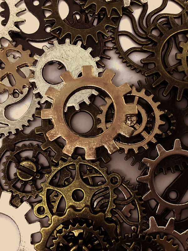 machine corrosion control